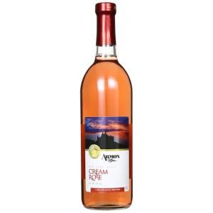 Armon Cream Rose Kiddush Wine