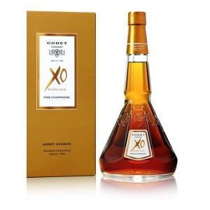 Godet XO Extra Old Fine Champagne Cognac