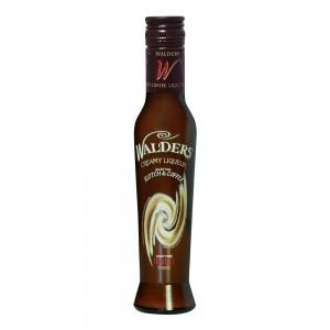 WALDERS Creamy Liqueur  Scotch & Coffee 200 ML