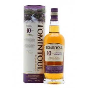 Tomintoul 10 Year Old Kosher
