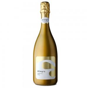 Allegro Lambrusco White Gold Bottle